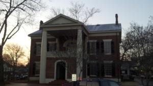 Delonega Courthouse, Georgia, 13 March 2013