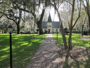 Christ Church, St. Simon's Island, GA
